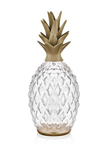 The Mia Dekor Cam Ananas - Bronz Bronz